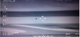 Un elicopter a înregistrat două OZN-uri deasupra arhipeleagului Puerto Rico