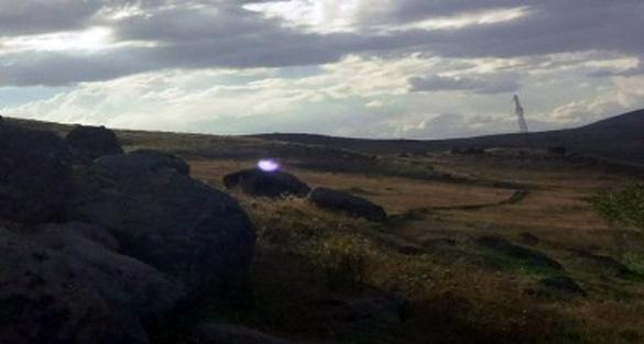 Presa turcă prezintă o reflexie de lumină ca fiind un OZN